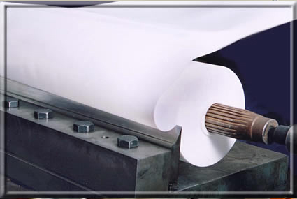 Skiving 600 mm Wide Sheet